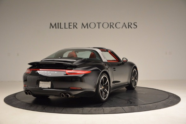 Used 2015 Porsche 911 Targa 4S for sale Sold at Alfa Romeo of Greenwich in Greenwich CT 06830 7
