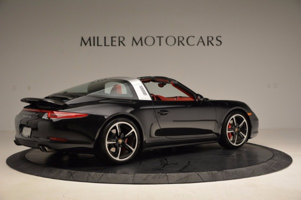 Used 2015 Porsche 911 Targa 4S for sale Sold at Alfa Romeo of Greenwich in Greenwich CT 06830 8