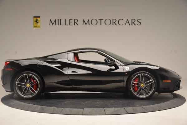 Used 2017 Ferrari 488 Spider for sale Sold at Alfa Romeo of Greenwich in Greenwich CT 06830 20