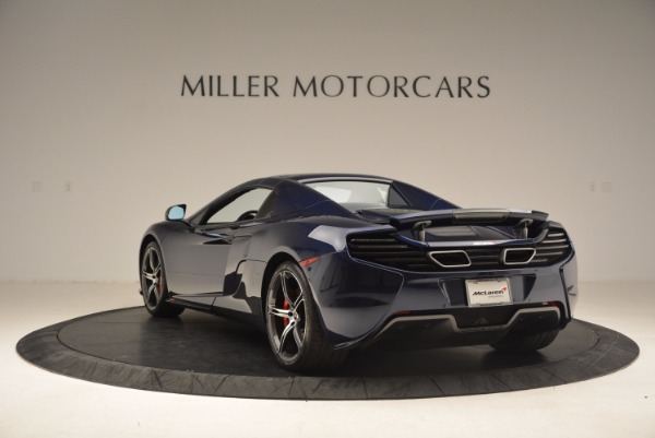 Used 2015 McLaren 650S Spider for sale Sold at Alfa Romeo of Greenwich in Greenwich CT 06830 18