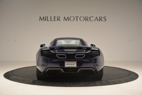 Used 2015 McLaren 650S Spider for sale Sold at Alfa Romeo of Greenwich in Greenwich CT 06830 19
