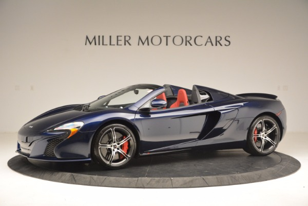 Used 2015 McLaren 650S Spider for sale Sold at Alfa Romeo of Greenwich in Greenwich CT 06830 2