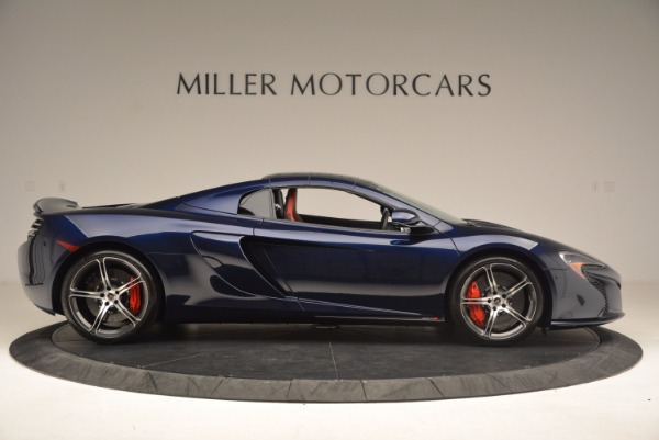 Used 2015 McLaren 650S Spider for sale Sold at Alfa Romeo of Greenwich in Greenwich CT 06830 22