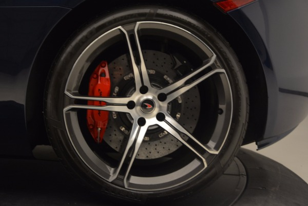 Used 2015 McLaren 650S Spider for sale Sold at Alfa Romeo of Greenwich in Greenwich CT 06830 26