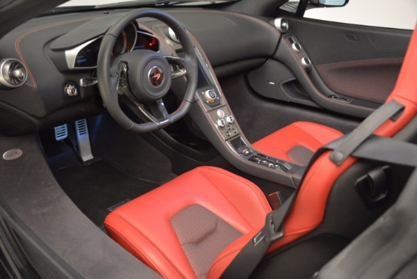 Used 2015 McLaren 650S Spider for sale Sold at Alfa Romeo of Greenwich in Greenwich CT 06830 27