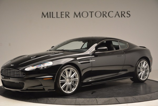 Used 2009 Aston Martin DBS for sale Sold at Alfa Romeo of Greenwich in Greenwich CT 06830 2