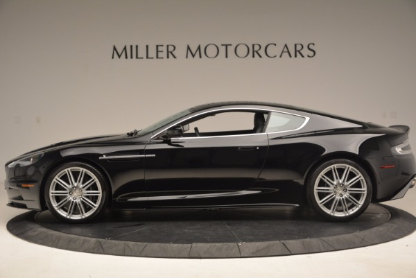 Used 2009 Aston Martin DBS for sale Sold at Alfa Romeo of Greenwich in Greenwich CT 06830 3