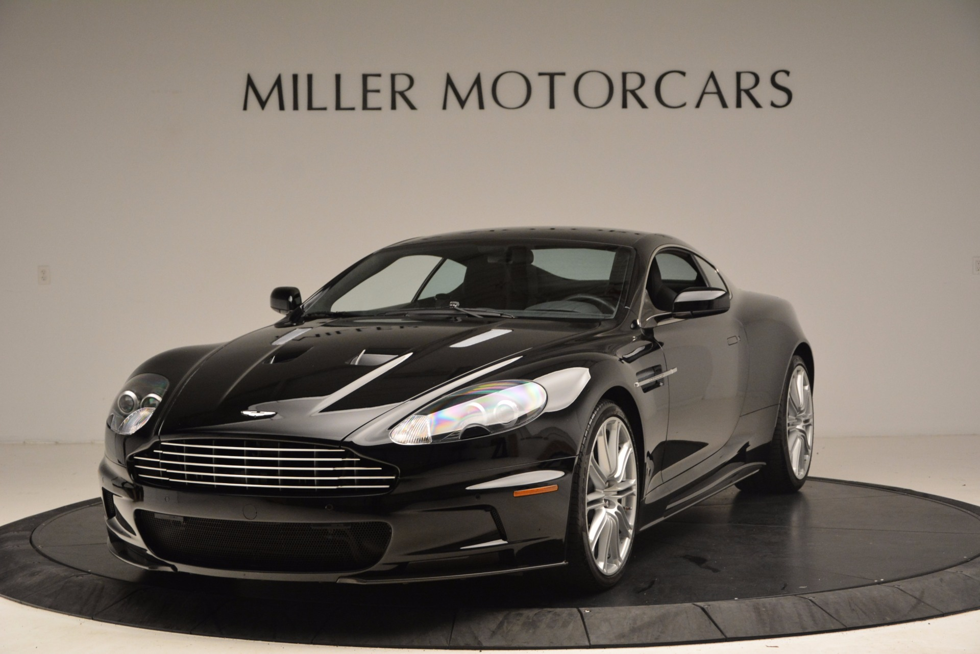 Used 2009 Aston Martin DBS for sale Sold at Alfa Romeo of Greenwich in Greenwich CT 06830 1
