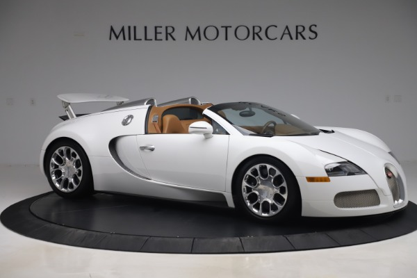 Used 2011 Bugatti Veyron 16.4 Grand Sport for sale Call for price at Alfa Romeo of Greenwich in Greenwich CT 06830 10