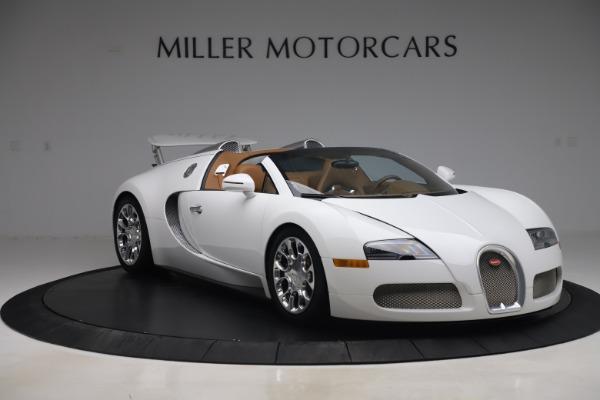 Used 2011 Bugatti Veyron 16.4 Grand Sport for sale Call for price at Alfa Romeo of Greenwich in Greenwich CT 06830 11