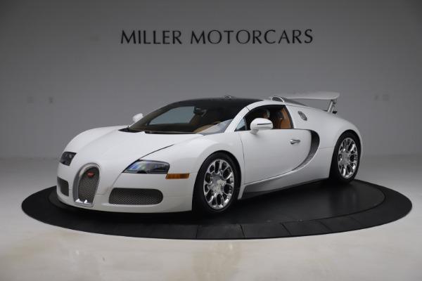 Used 2011 Bugatti Veyron 16.4 Grand Sport for sale Call for price at Alfa Romeo of Greenwich in Greenwich CT 06830 12