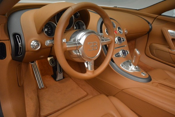 Used 2011 Bugatti Veyron 16.4 Grand Sport for sale Call for price at Alfa Romeo of Greenwich in Greenwich CT 06830 18