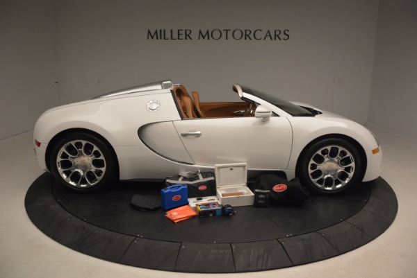 Used 2011 Bugatti Veyron 16.4 Grand Sport for sale Call for price at Alfa Romeo of Greenwich in Greenwich CT 06830 22