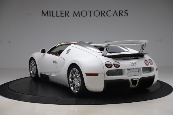 Used 2011 Bugatti Veyron 16.4 Grand Sport for sale Call for price at Alfa Romeo of Greenwich in Greenwich CT 06830 5