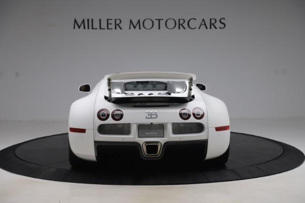 Used 2011 Bugatti Veyron 16.4 Grand Sport for sale Call for price at Alfa Romeo of Greenwich in Greenwich CT 06830 6