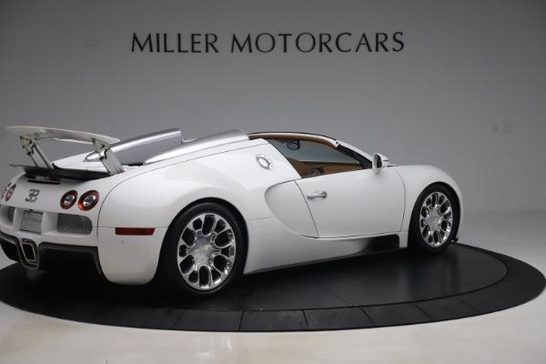 Used 2011 Bugatti Veyron 16.4 Grand Sport for sale Call for price at Alfa Romeo of Greenwich in Greenwich CT 06830 8