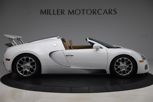 Used 2011 Bugatti Veyron 16.4 Grand Sport for sale Call for price at Alfa Romeo of Greenwich in Greenwich CT 06830 9