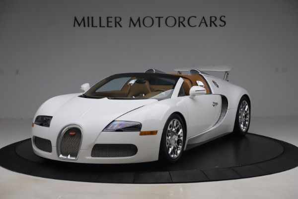 Used 2011 Bugatti Veyron 16.4 Grand Sport for sale Call for price at Alfa Romeo of Greenwich in Greenwich CT 06830 1