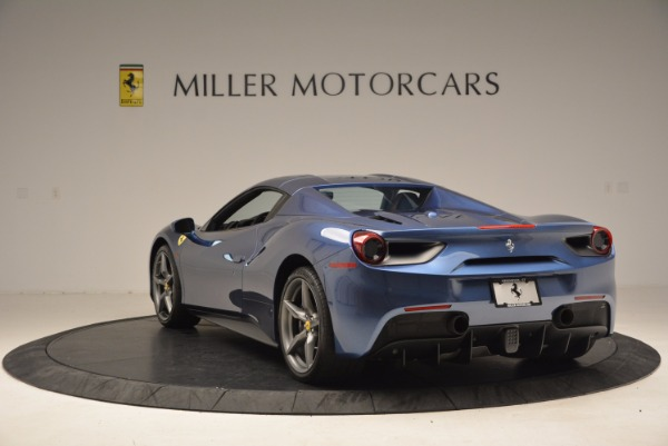 Used 2017 Ferrari 488 Spider for sale Sold at Alfa Romeo of Greenwich in Greenwich CT 06830 17