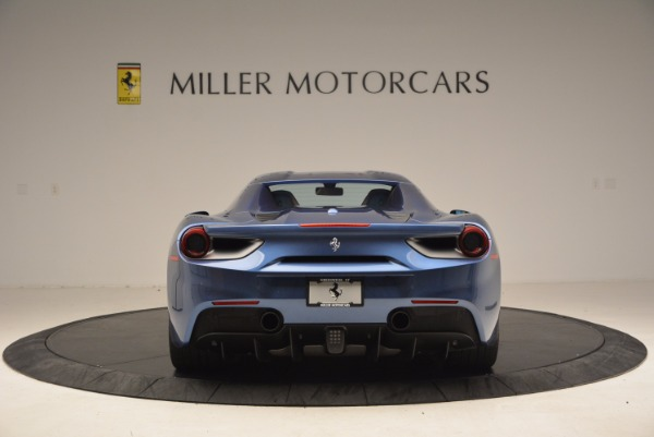 Used 2017 Ferrari 488 Spider for sale Sold at Alfa Romeo of Greenwich in Greenwich CT 06830 18
