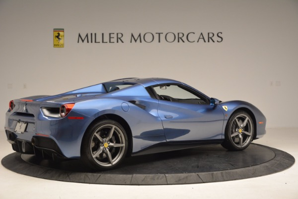 Used 2017 Ferrari 488 Spider for sale Sold at Alfa Romeo of Greenwich in Greenwich CT 06830 20