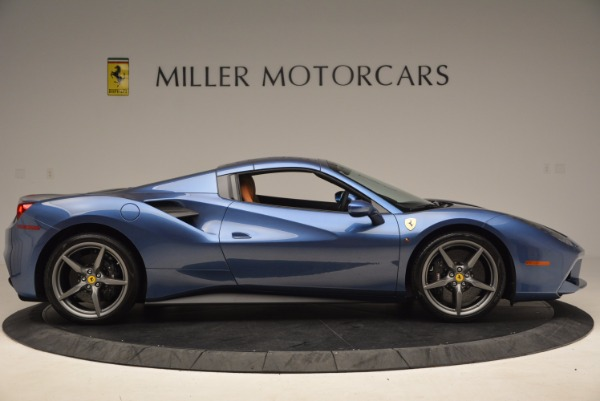 Used 2017 Ferrari 488 Spider for sale Sold at Alfa Romeo of Greenwich in Greenwich CT 06830 21