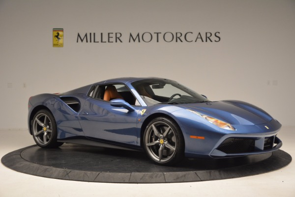 Used 2017 Ferrari 488 Spider for sale Sold at Alfa Romeo of Greenwich in Greenwich CT 06830 22