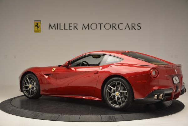 Used 2014 Ferrari F12 Berlinetta for sale Sold at Alfa Romeo of Greenwich in Greenwich CT 06830 4