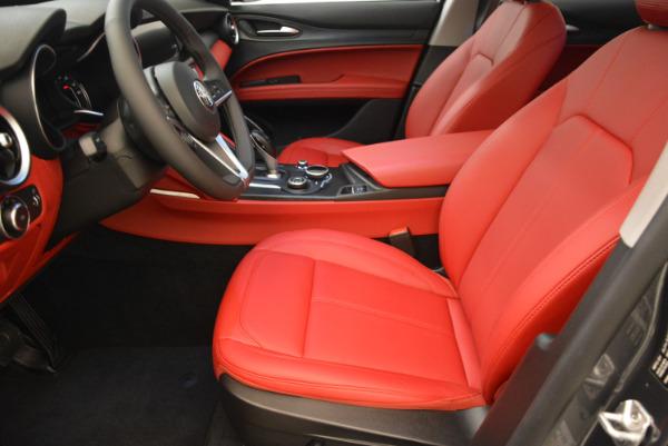New 2018 Alfa Romeo Stelvio Q4 for sale Sold at Alfa Romeo of Greenwich in Greenwich CT 06830 14
