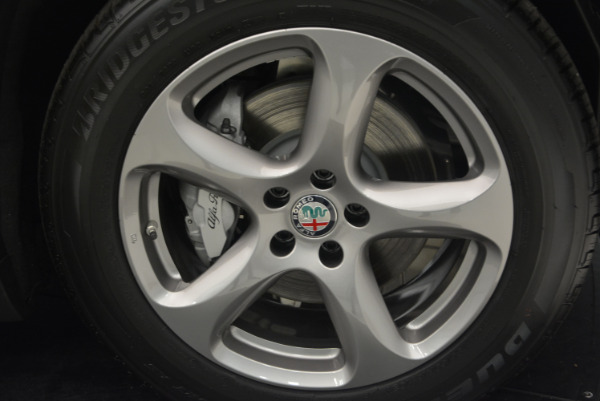 New 2018 Alfa Romeo Stelvio Q4 for sale Sold at Alfa Romeo of Greenwich in Greenwich CT 06830 25