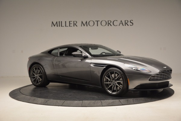Used 2017 Aston Martin DB11 for sale Sold at Alfa Romeo of Greenwich in Greenwich CT 06830 10