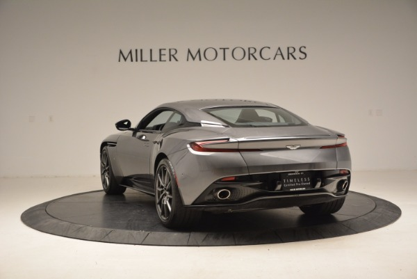 Used 2017 Aston Martin DB11 for sale Sold at Alfa Romeo of Greenwich in Greenwich CT 06830 5