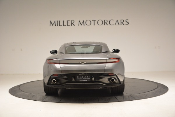 Used 2017 Aston Martin DB11 for sale Sold at Alfa Romeo of Greenwich in Greenwich CT 06830 6