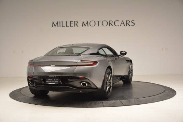 Used 2017 Aston Martin DB11 for sale Sold at Alfa Romeo of Greenwich in Greenwich CT 06830 7