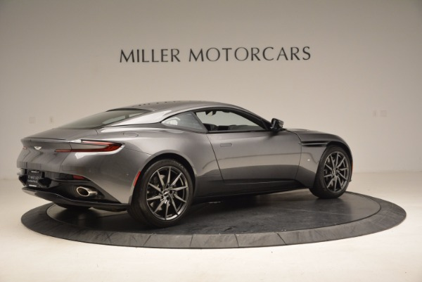 Used 2017 Aston Martin DB11 for sale Sold at Alfa Romeo of Greenwich in Greenwich CT 06830 8