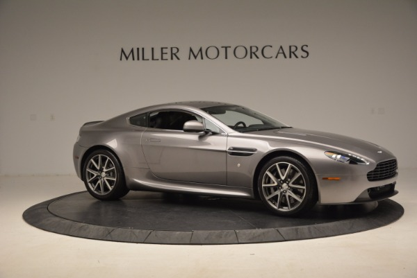 Used 2012 Aston Martin V8 Vantage for sale Sold at Alfa Romeo of Greenwich in Greenwich CT 06830 10