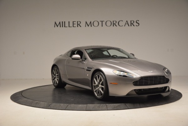 Used 2012 Aston Martin V8 Vantage for sale Sold at Alfa Romeo of Greenwich in Greenwich CT 06830 11