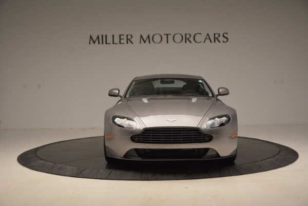 Used 2012 Aston Martin V8 Vantage for sale Sold at Alfa Romeo of Greenwich in Greenwich CT 06830 12