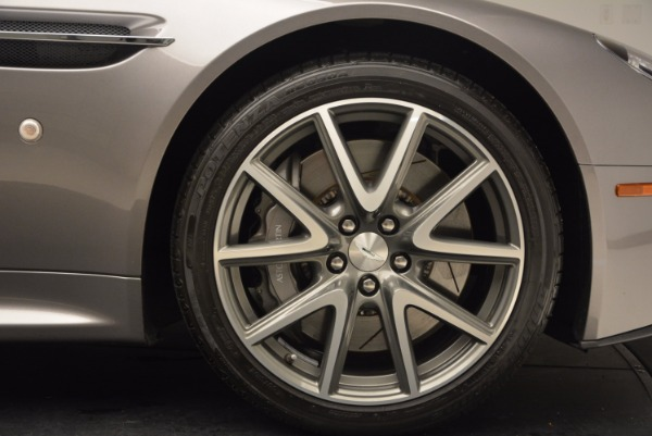 Used 2012 Aston Martin V8 Vantage for sale Sold at Alfa Romeo of Greenwich in Greenwich CT 06830 17