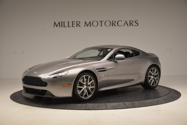 Used 2012 Aston Martin V8 Vantage for sale Sold at Alfa Romeo of Greenwich in Greenwich CT 06830 2