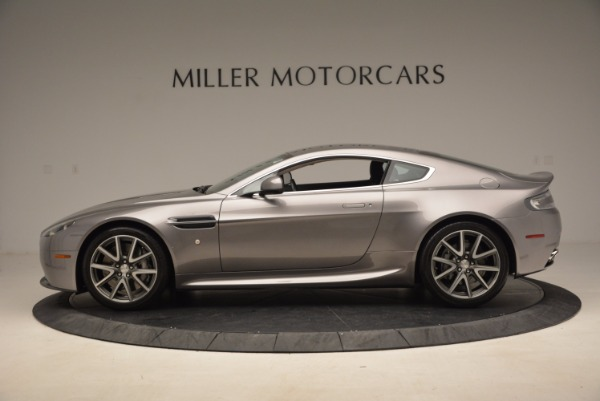 Used 2012 Aston Martin V8 Vantage for sale Sold at Alfa Romeo of Greenwich in Greenwich CT 06830 3