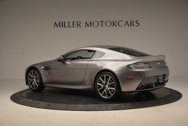 Used 2012 Aston Martin V8 Vantage for sale Sold at Alfa Romeo of Greenwich in Greenwich CT 06830 4