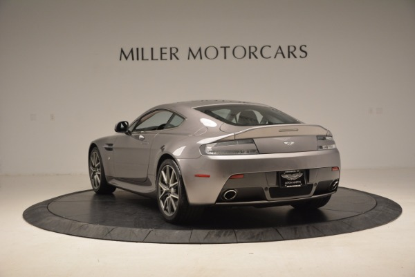 Used 2012 Aston Martin V8 Vantage for sale Sold at Alfa Romeo of Greenwich in Greenwich CT 06830 5