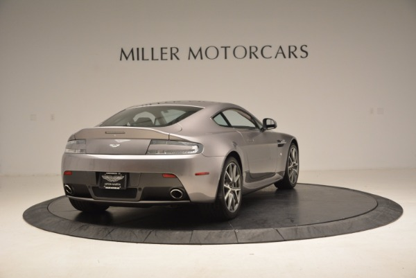 Used 2012 Aston Martin V8 Vantage for sale Sold at Alfa Romeo of Greenwich in Greenwich CT 06830 7