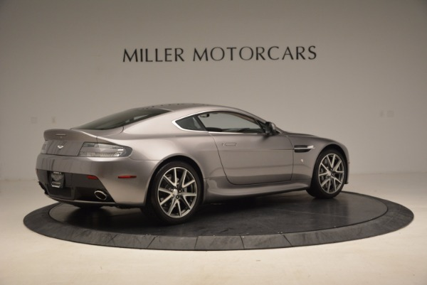 Used 2012 Aston Martin V8 Vantage for sale Sold at Alfa Romeo of Greenwich in Greenwich CT 06830 8