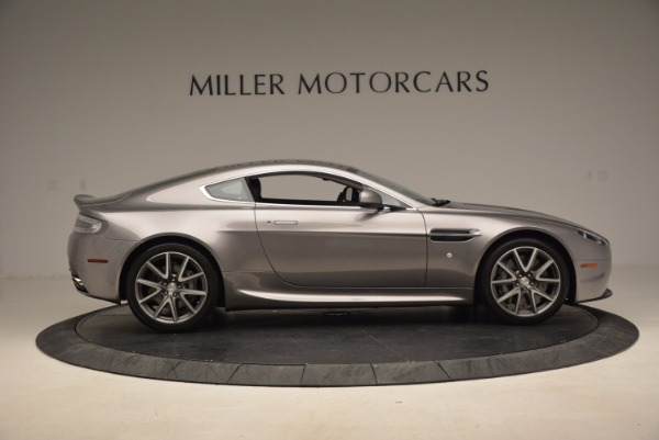 Used 2012 Aston Martin V8 Vantage for sale Sold at Alfa Romeo of Greenwich in Greenwich CT 06830 9
