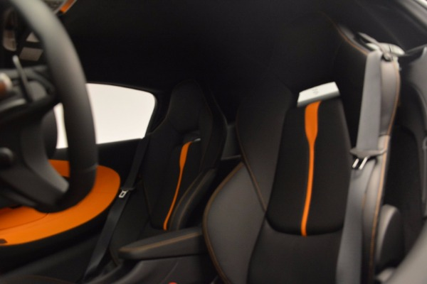 Used 2016 McLaren 570S for sale Sold at Alfa Romeo of Greenwich in Greenwich CT 06830 17