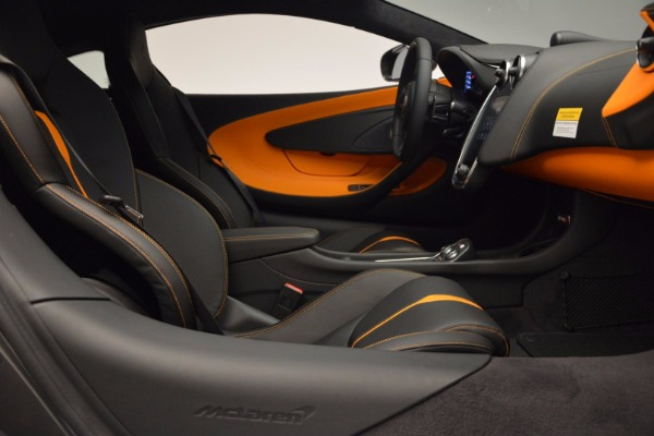 Used 2016 McLaren 570S for sale Sold at Alfa Romeo of Greenwich in Greenwich CT 06830 19
