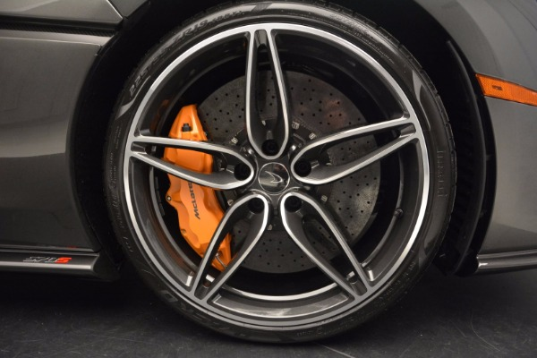 Used 2016 McLaren 570S for sale Sold at Alfa Romeo of Greenwich in Greenwich CT 06830 23
