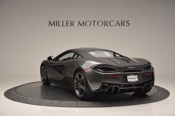 Used 2016 McLaren 570S for sale Sold at Alfa Romeo of Greenwich in Greenwich CT 06830 5